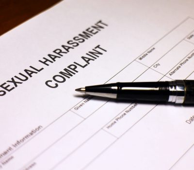 So You've Been Harassed At Work — Should You Go To HR?
