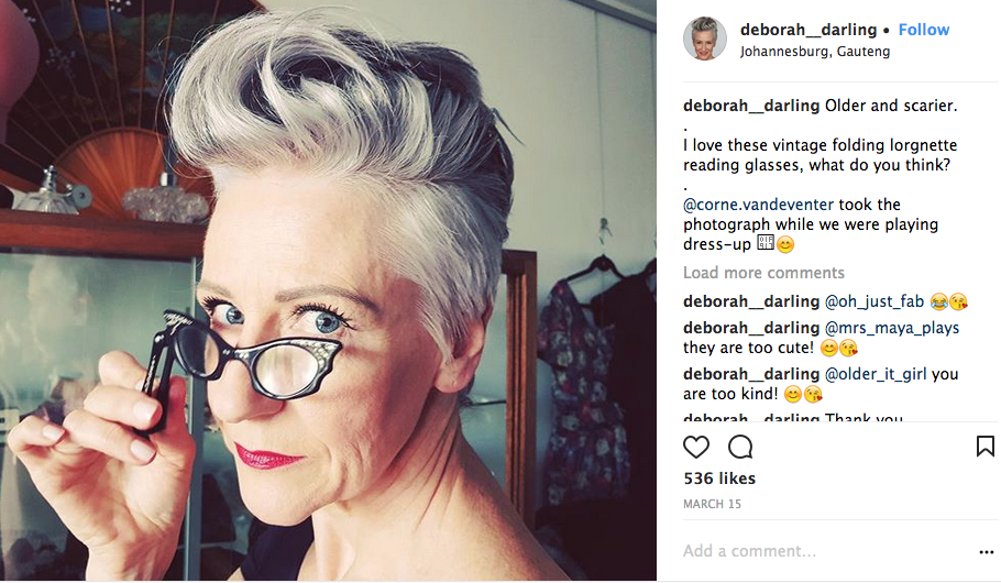 Grey Hair Inspiration That Will Inspire You to Ditch the Dye ...