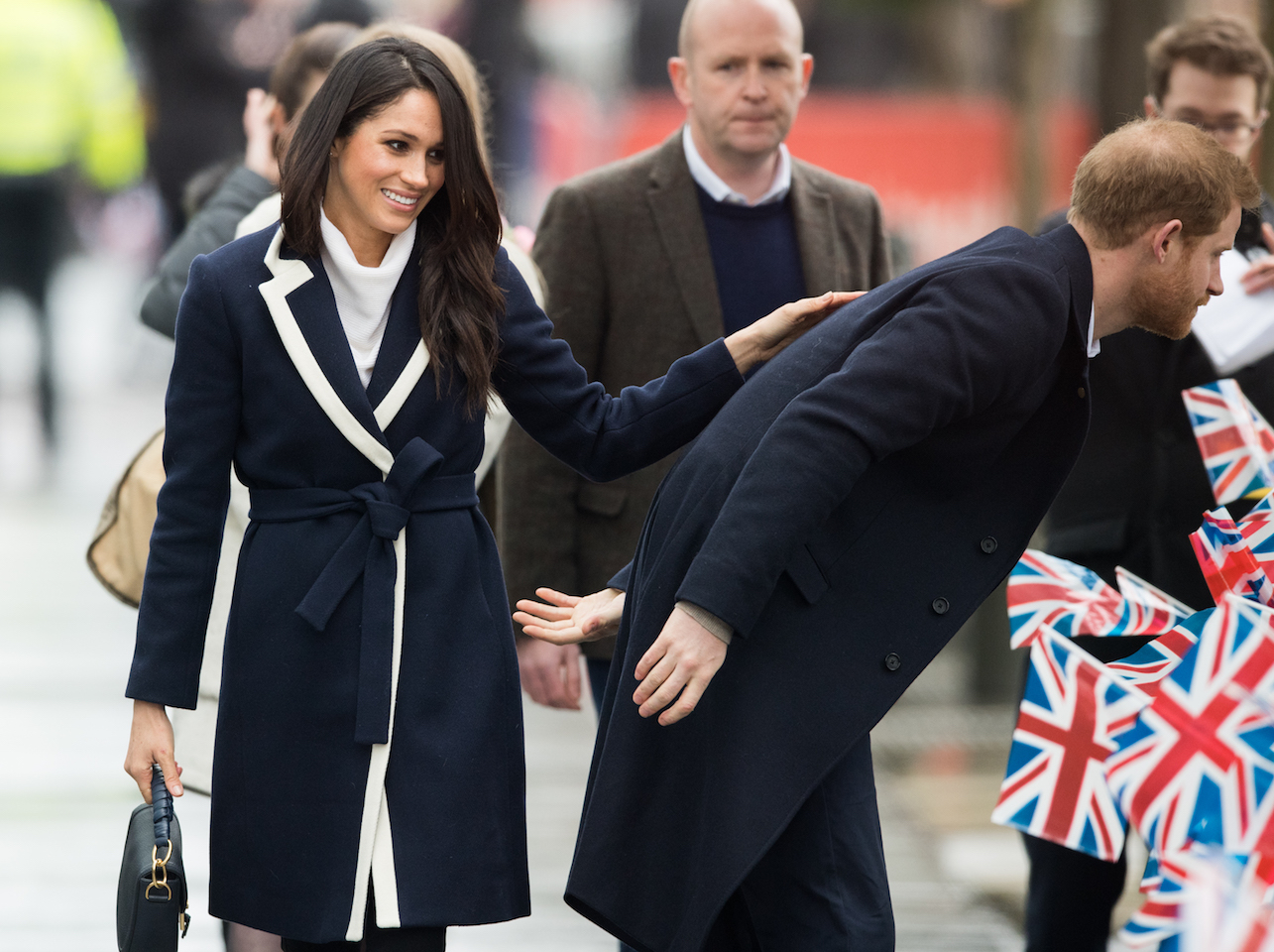 prince harry meghan markle pda