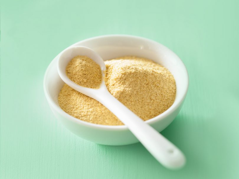 nutritional yeast parmesan