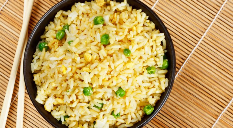 How to make the best chinese fried rice chatelaine a bowl of chinese fried rice stock ccuart Images