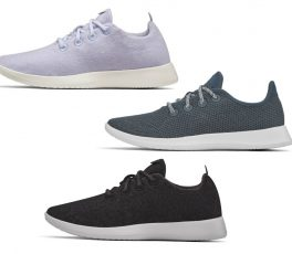 allbrids shoes canada feature image of three different shoes styles