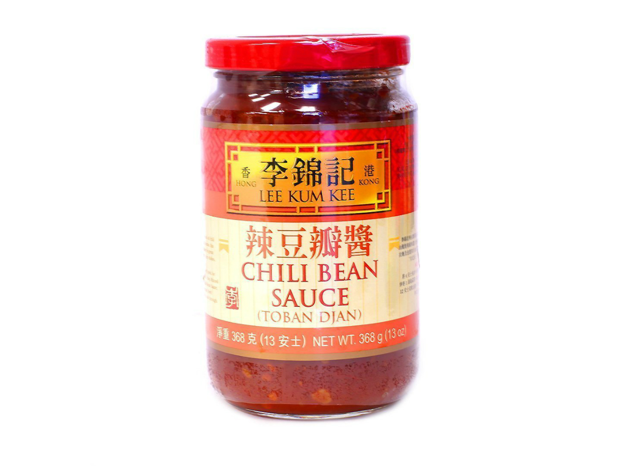 doubanjiang bean paste - lee kum kee brand