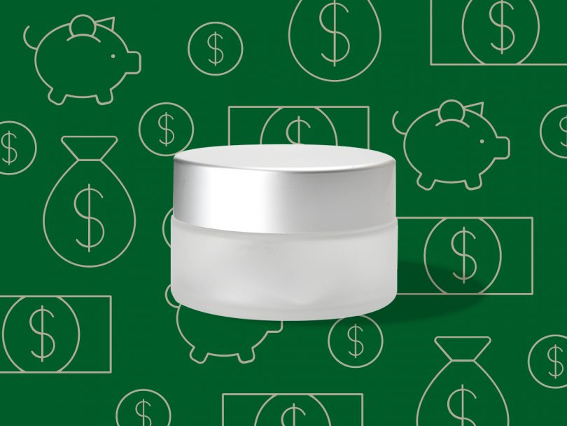 how much should you spend on skincare