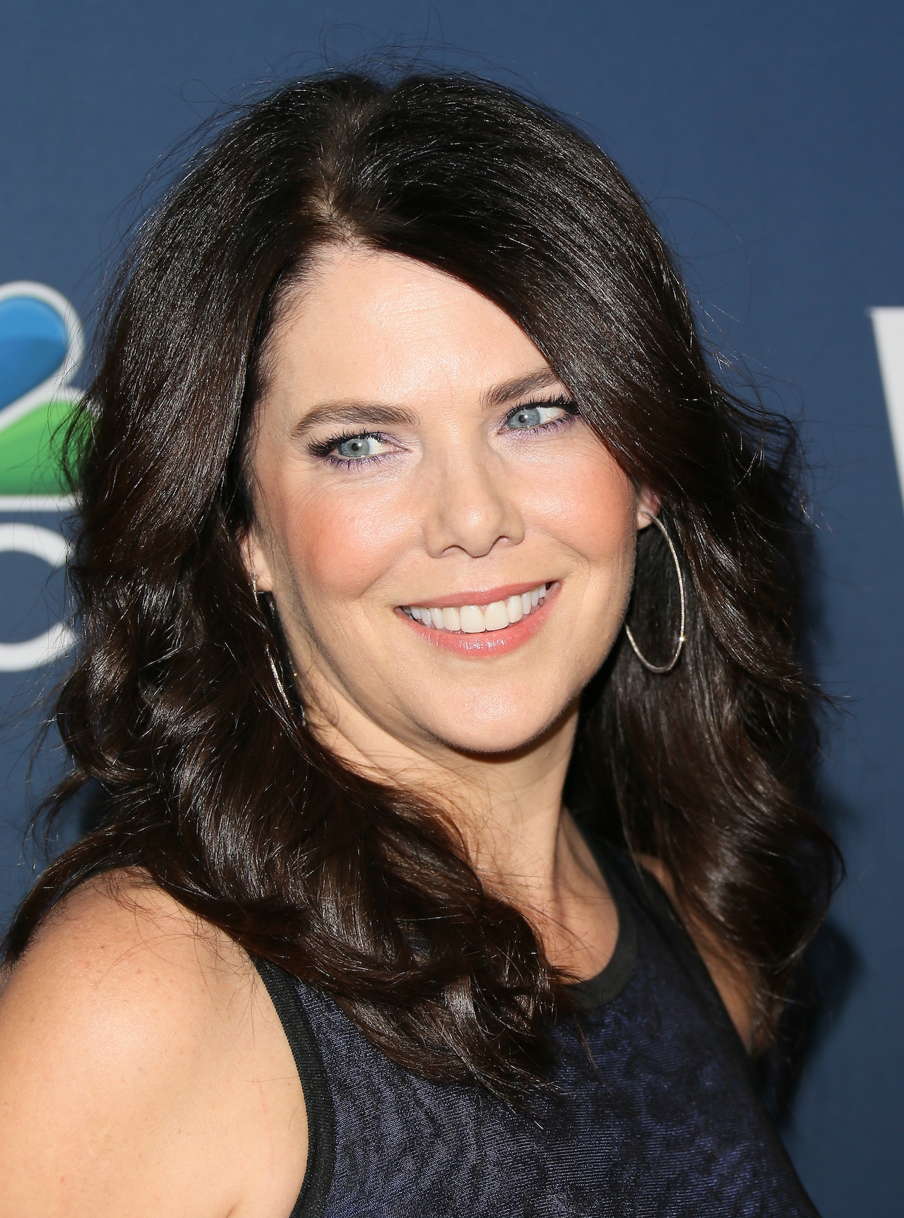 Lauren Graham, author of the new book In Conclusion Don't Worry About It