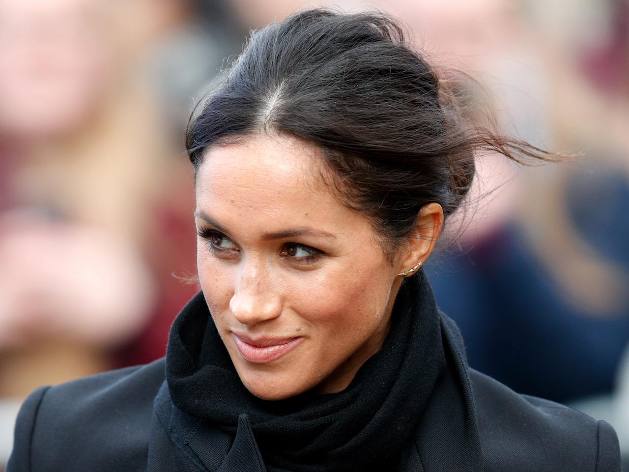 Meghan Markle is the subject of a new Andrew Morton biography