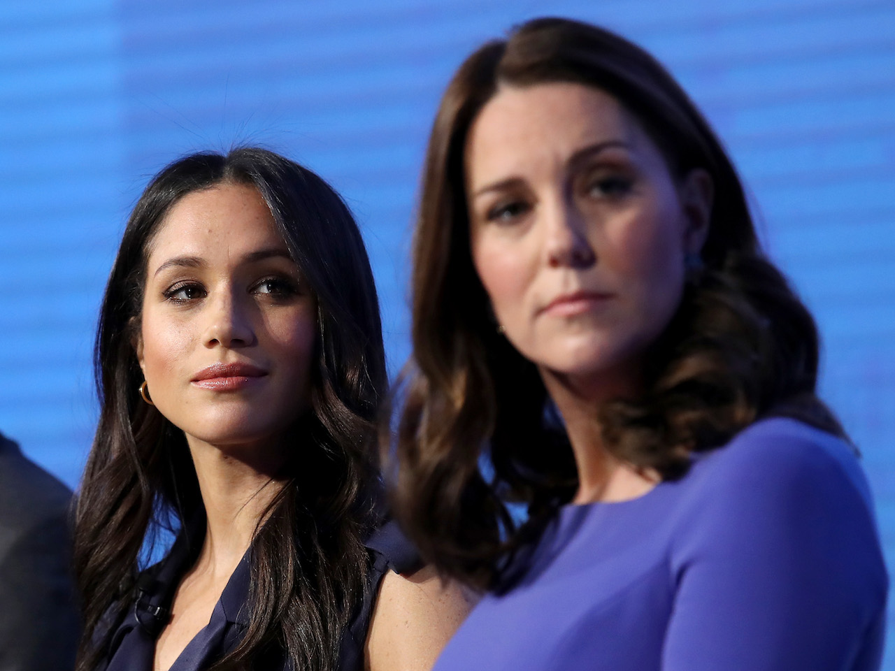 Meghan Markle and Kate Middleton: are they feuding?