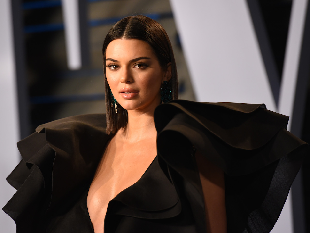 nipple injections-Kendall Jenner