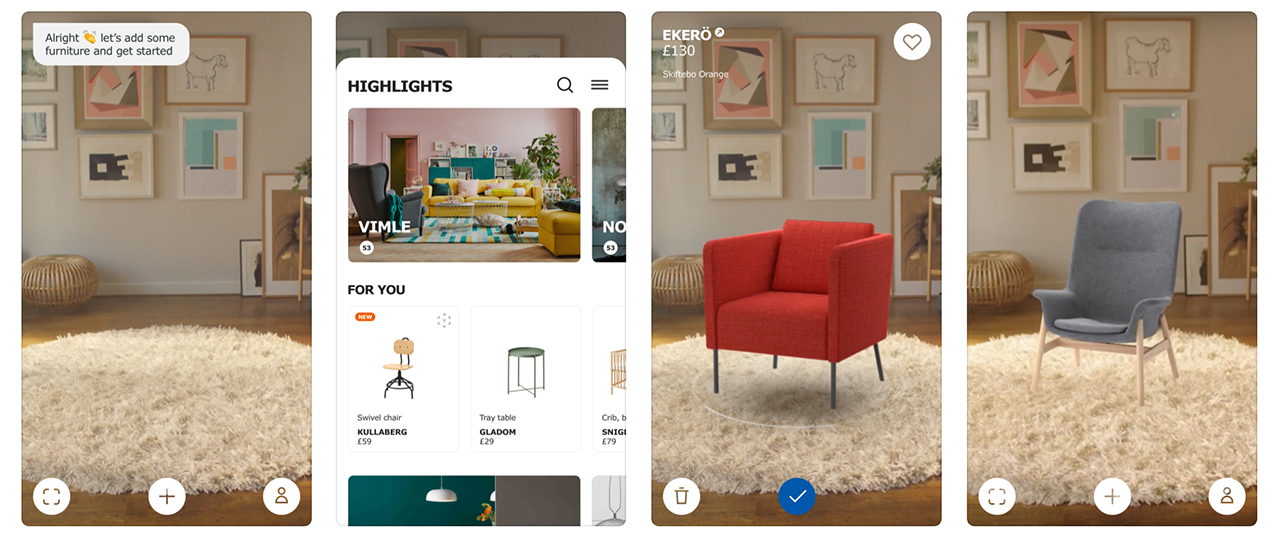 ikea place app shows how ikea furniture looks in a home chatelaine. Black Bedroom Furniture Sets. Home Design Ideas