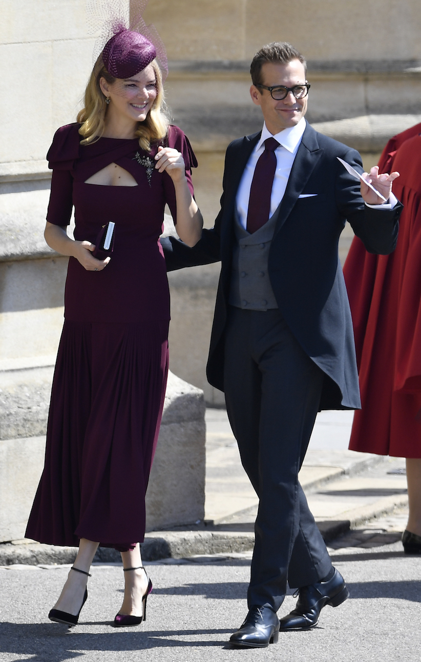 how the suits cast celebrated the royal wedding chatelaine https www chatelaine com living entertainment suits cast royal wedding