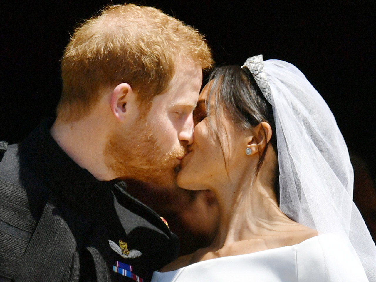 All The Best Photos From Meghan Markle And Prince Harry's Epic Royal Wedding