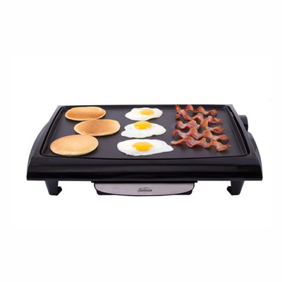 Sunbeam Non-Stick Electric Griddle from Walmart