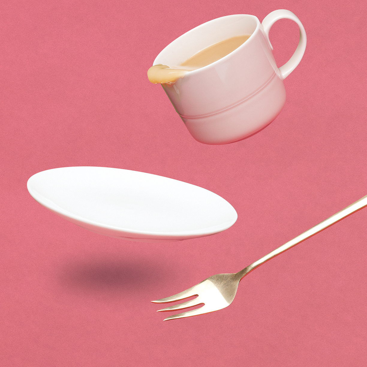 Cup, saucer, spoon, as the new weed revolution takes over
