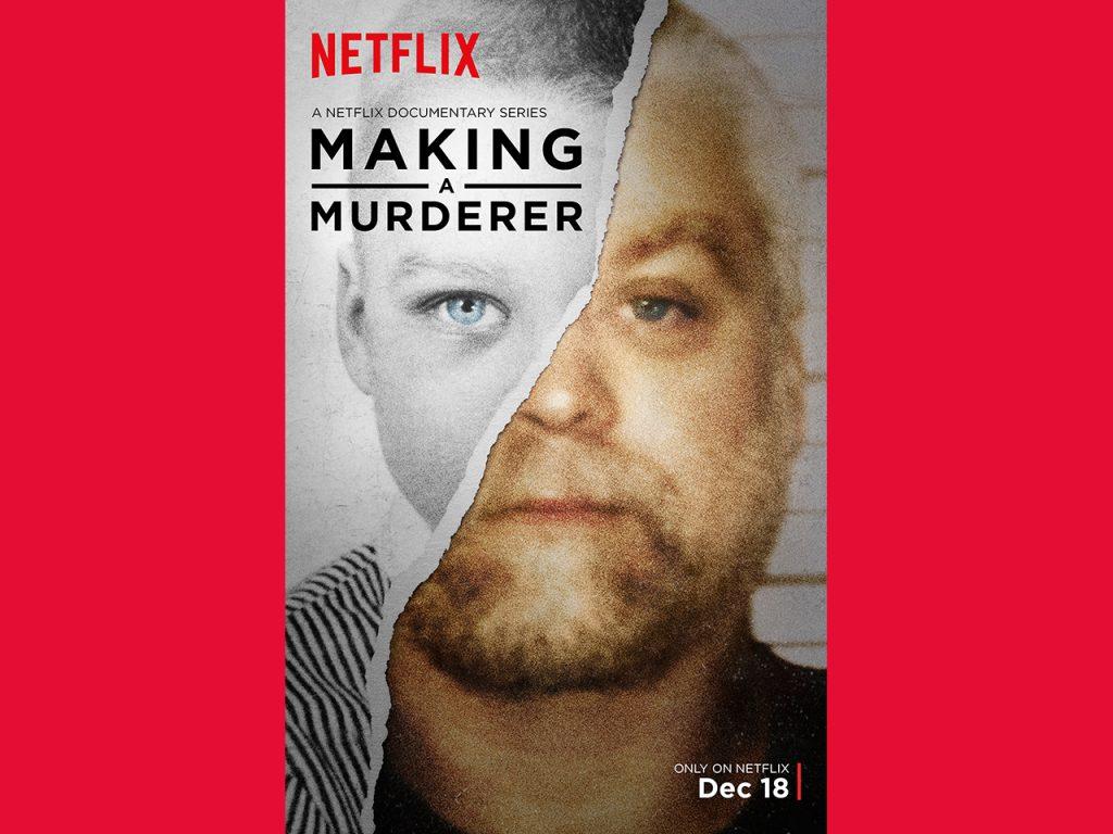 Netlflix hit show Making a Murderer, season 1