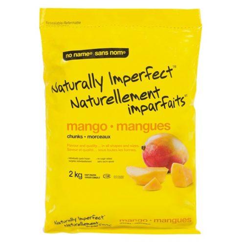 Naturally Imperfect Frozen Mangos No Name