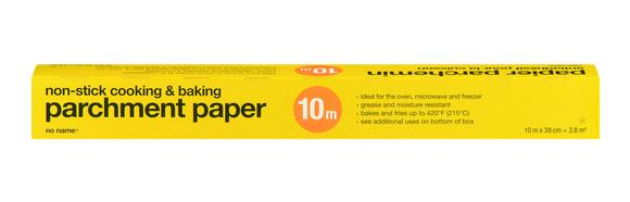 No Name Parchment Paper