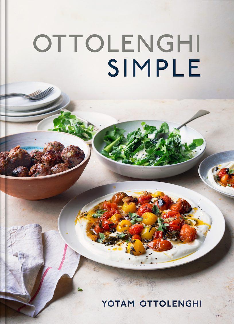 Yotam Ottolenghi Simple cookbook