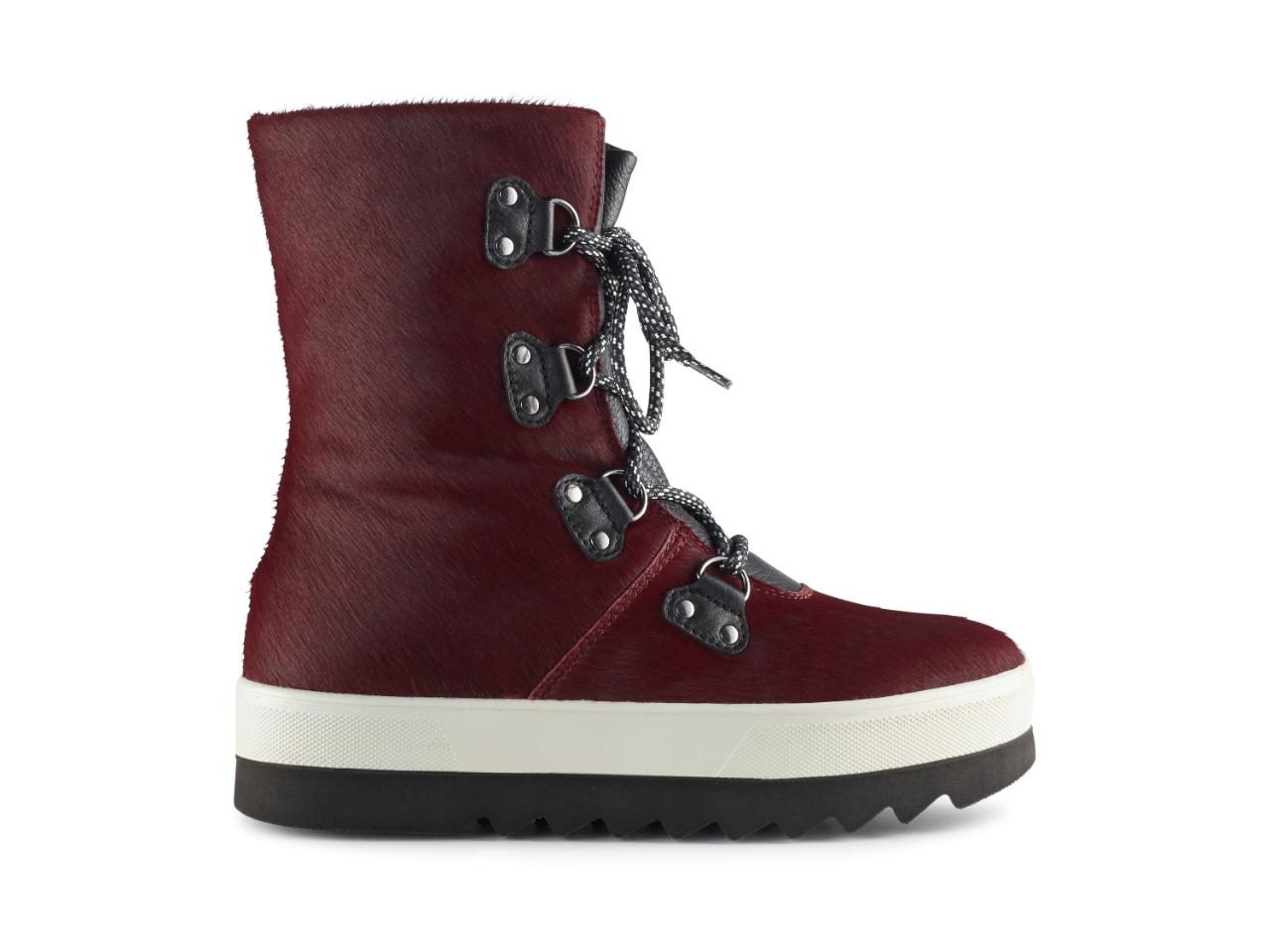 Warm Winter Boots To Combat Slush
