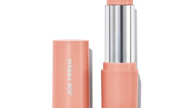 Joe Fresh Beauty Peach Blush stick. The makeup line's cosmetics will no longer be available at Shoppers Drug Mart