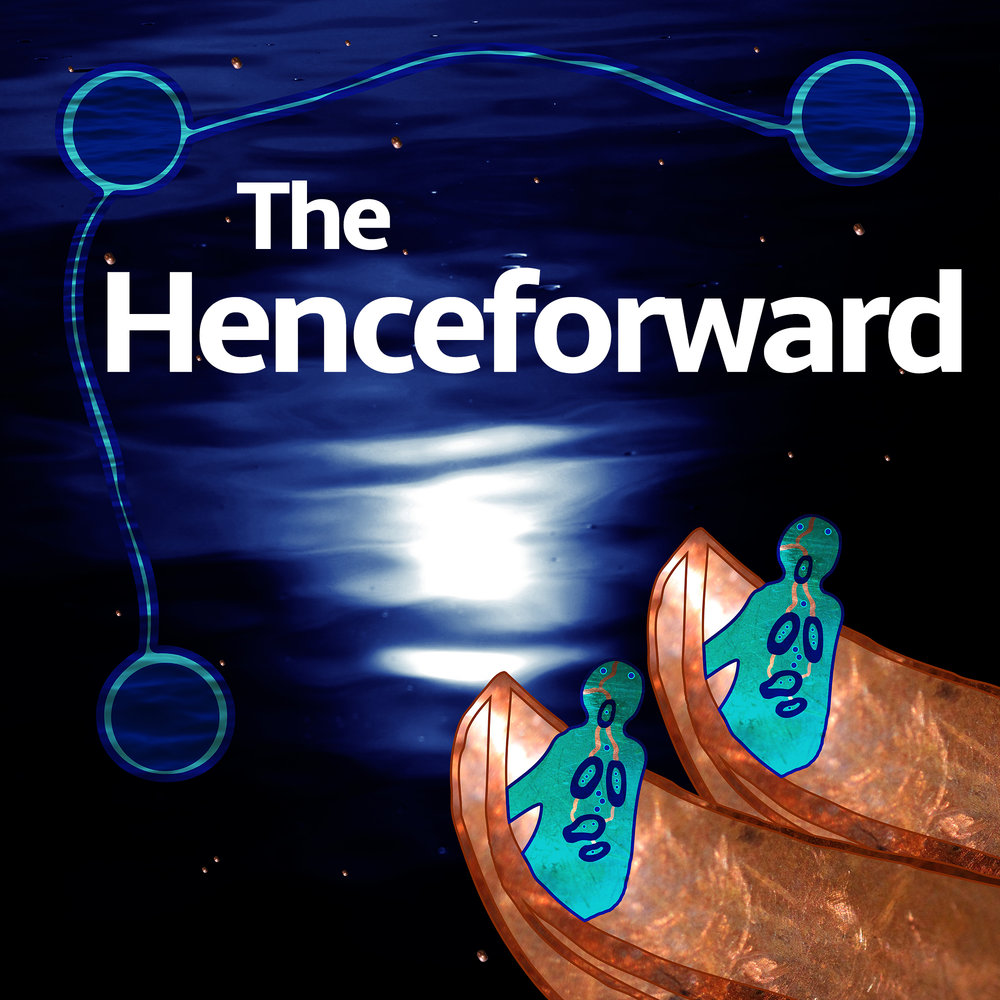 Indigenous Podcasts-The Henceforward logo