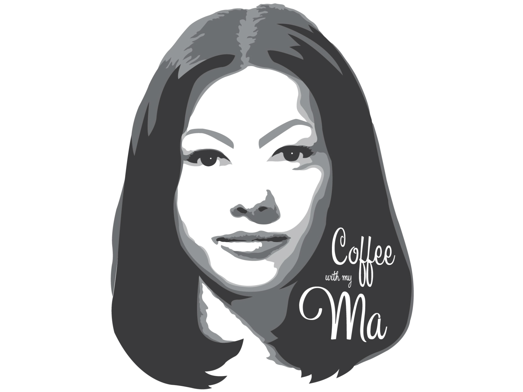 Indigenous podcasts-Coffee With My Ma logo