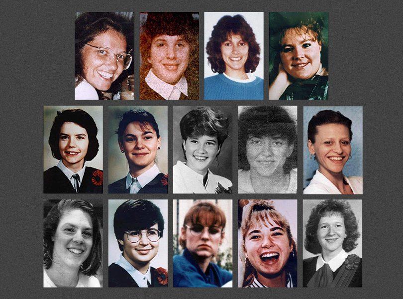 Women Of The Montreal Massacre 1989 École Polytechnique