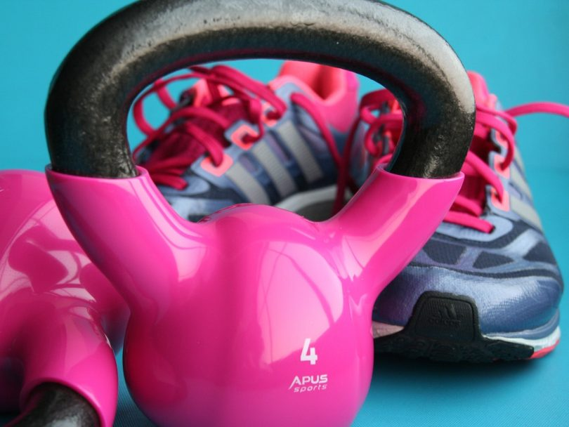 A kettlebell to illustrate a piece how much you should really pay for a gym membership (& how much the price should cost)