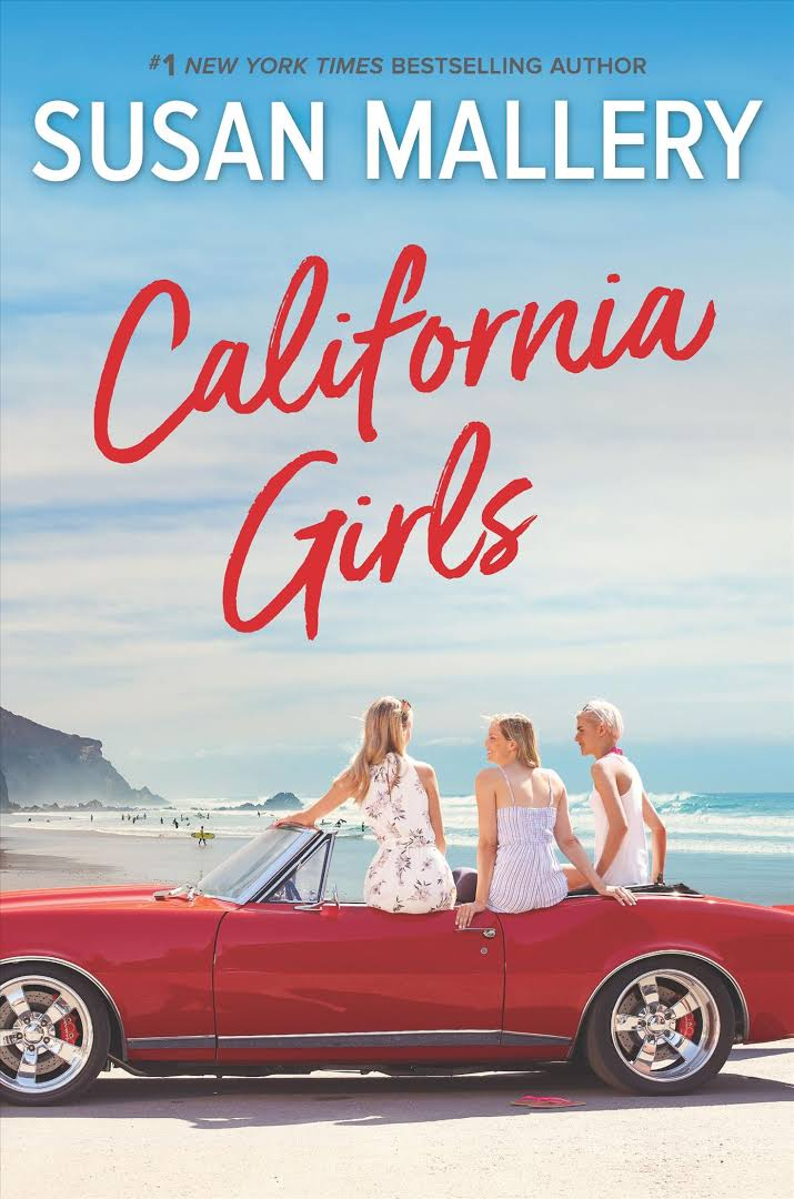 "<p><strong><em>California Girls</em></strong><br /> by Susan Mallery<br /> It's been a very rough week for these three sisters. Finola just discovered her husband is having an affair, Zennie broke up with her boyfriend and Ali's fiancé called off their wedding by sending his brother to dump her. Rough! So the sisters are off to Cali to get some sun and start over. And maybe indulge in new romances, too.</p> <p>Release date: February 26, 2019. <a href=""https://www.harlequin.com/shop/books/9781488088612_california-girls.html"" target=""_blank"" rel=""noopener"">Harlequin</a></p>"