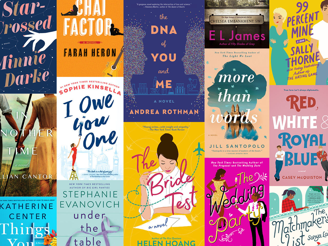 The Best Romance Novels 2019 To Keep You Blushing Chatelaine