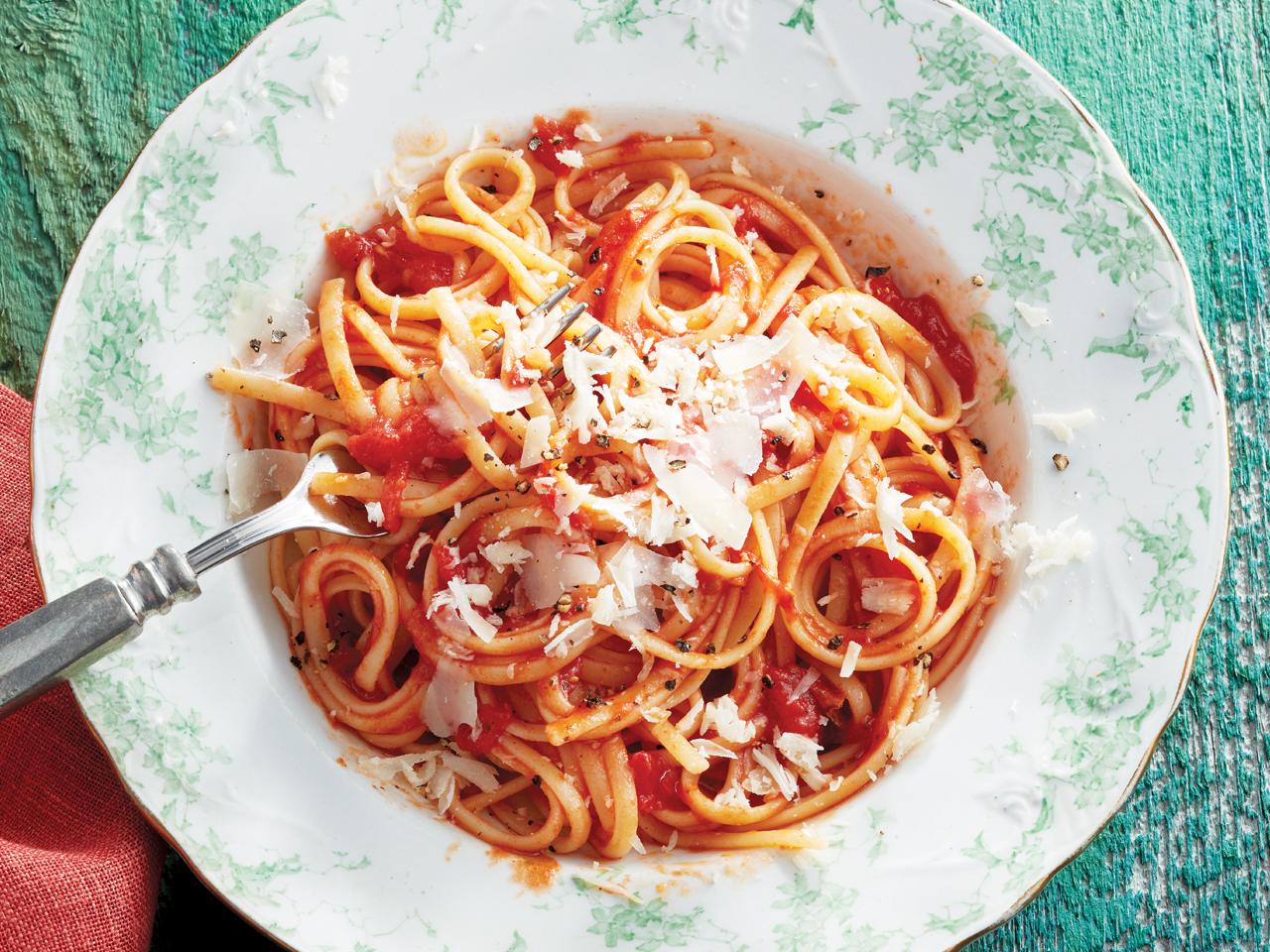 Classic tomato sauce