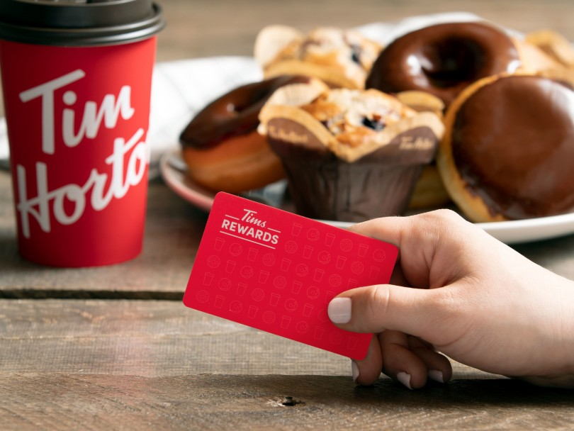 Tim Hortons rolling out new loyalty program