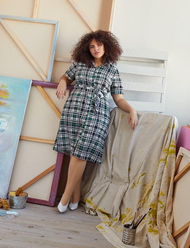 Eloquii Shirt Dress