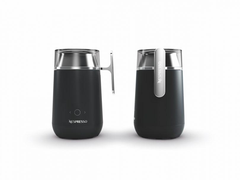 Nespresso Barrista milk frother