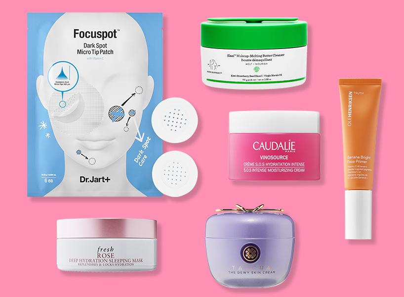 Sephora skincare products