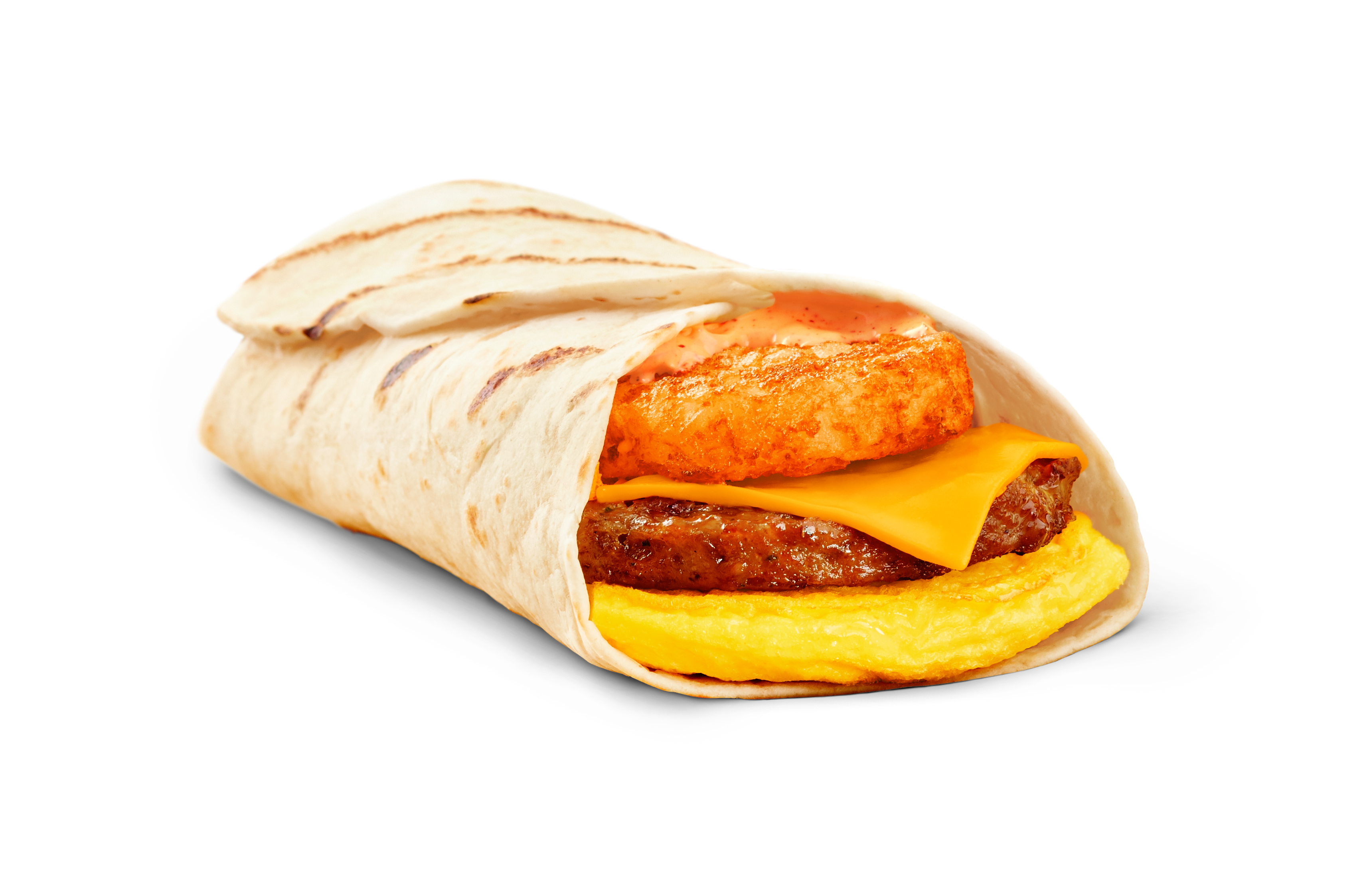 Photo of the Beyond Sausage Farmers Wrap