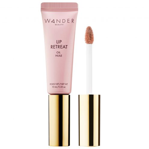 Wander Beauty Lip Retreat Oil against a white background.