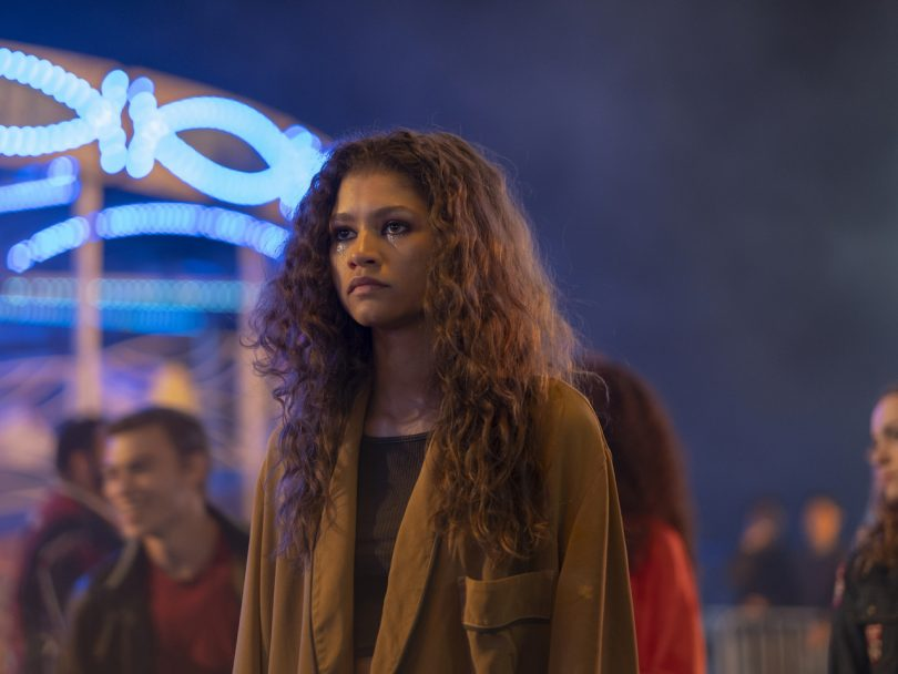 Crave TV August 2019-Euphoria-Zendaya
