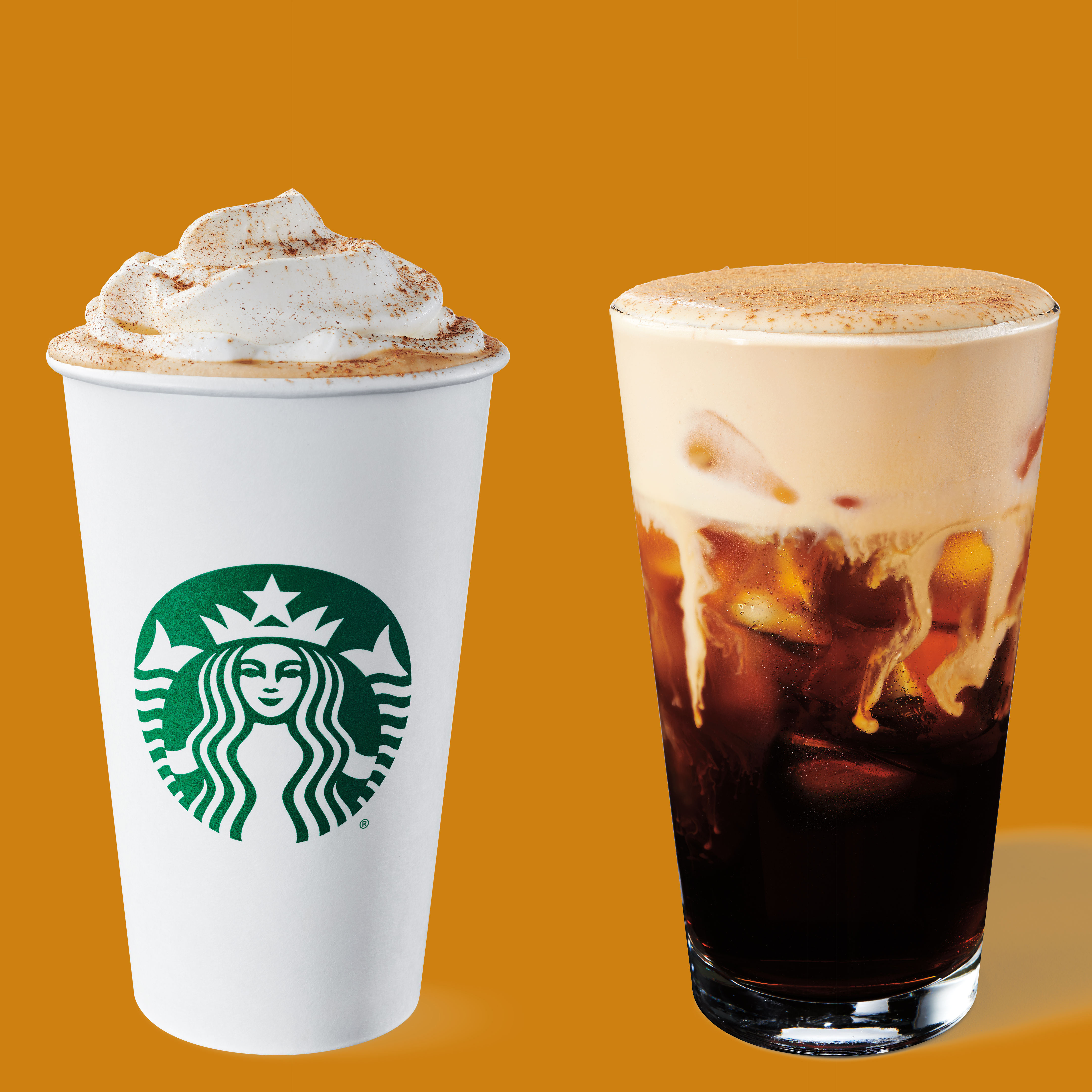 The Curious History Of Starbucks' Pumpkin Spice Latte