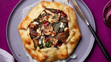 Boursin Galette with Vegetables