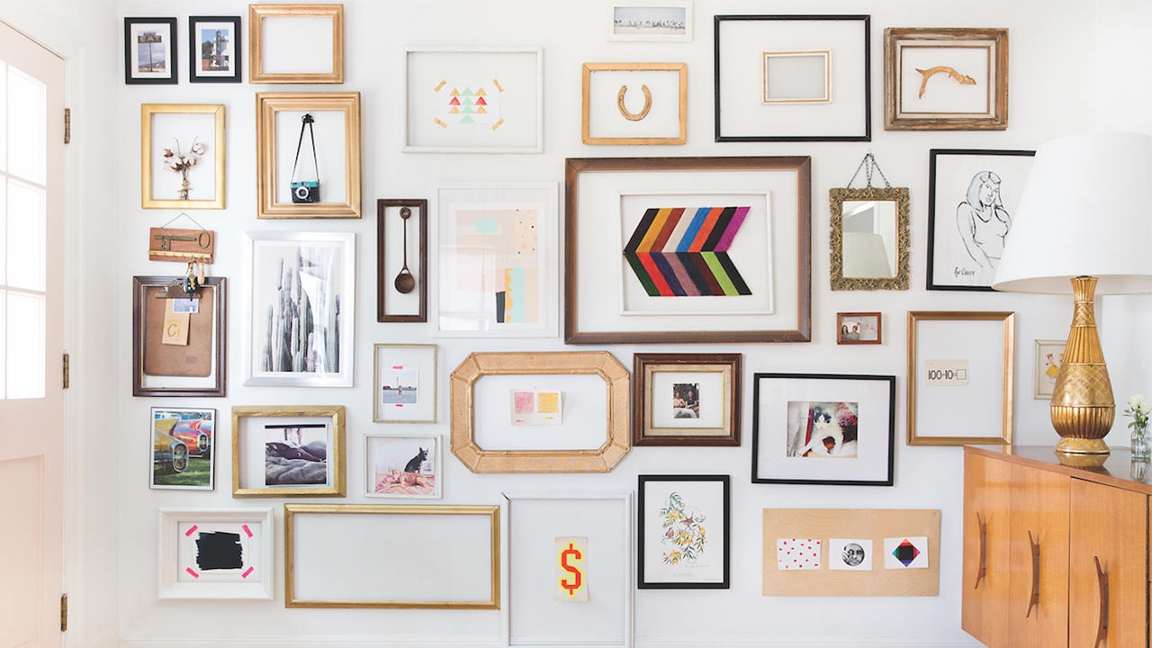 11 Easy Gallery Wall Ideas That Work In Every Space Chatelaine