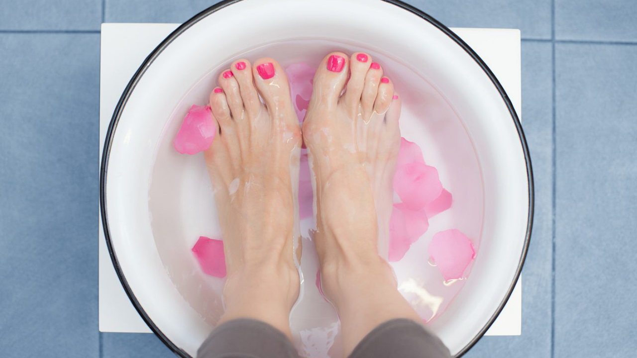 At Home Pedicure A Foolproof Guide To Salon Worthy Toes Chatelaine