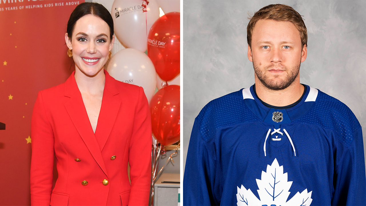 Tessa Virtue and Toronto Maple Leafs star Morgan Rielly may have just confirmed they're dating