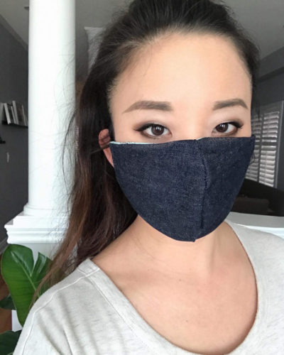 5 Ways To Make Your Own Covid 19 Face Mask At Home Chatelaine