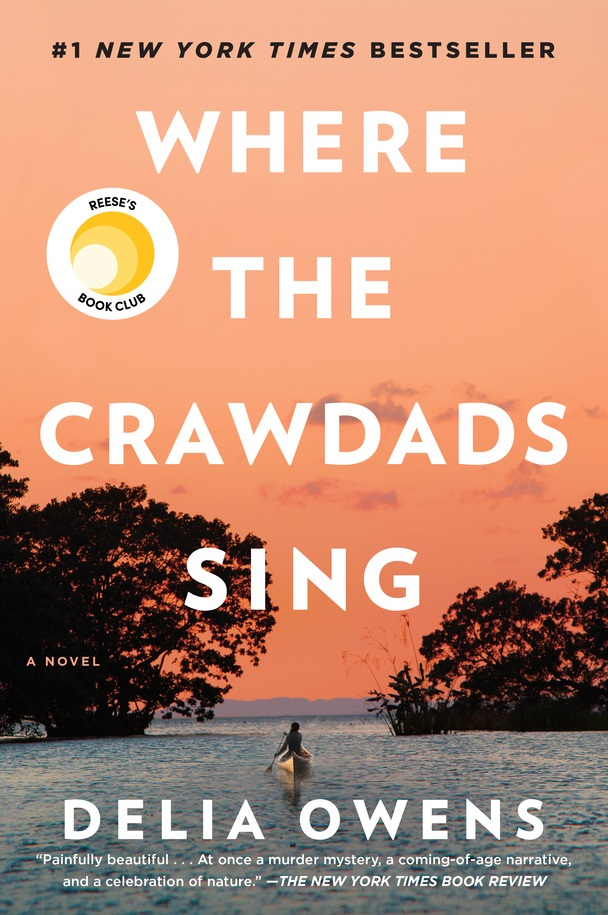 Photo of Where the Crawdads Sing cover