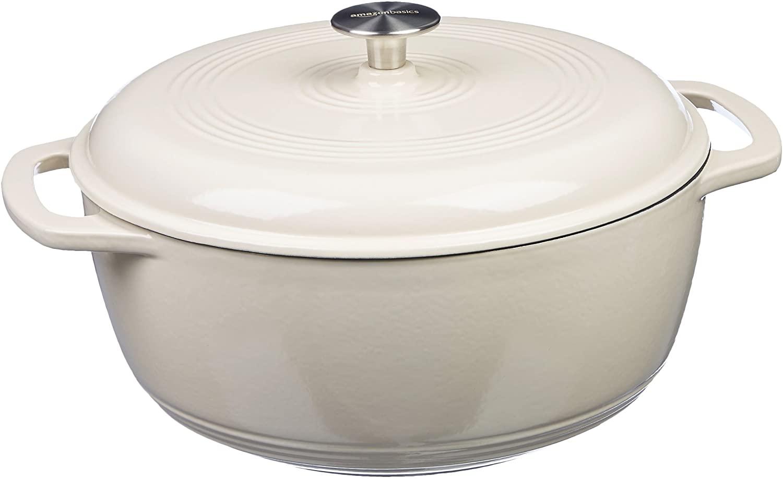 creamy white dutch oven