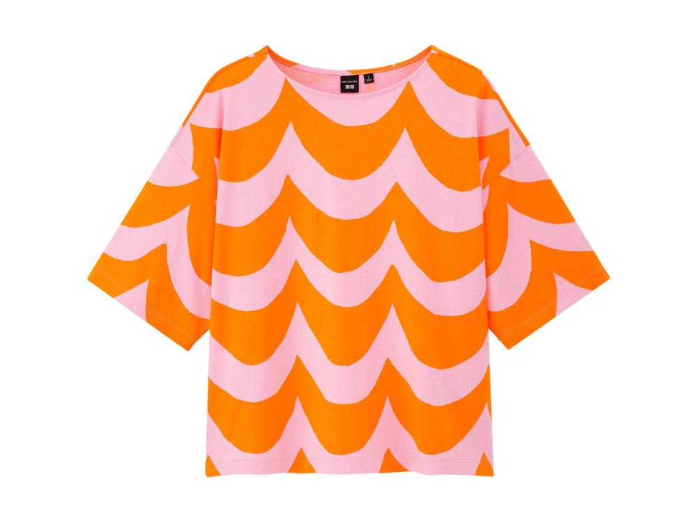 Uniqlo x Marimekko Boxy T-Shirt