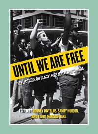 "The cover of ""Until We Are Free."""
