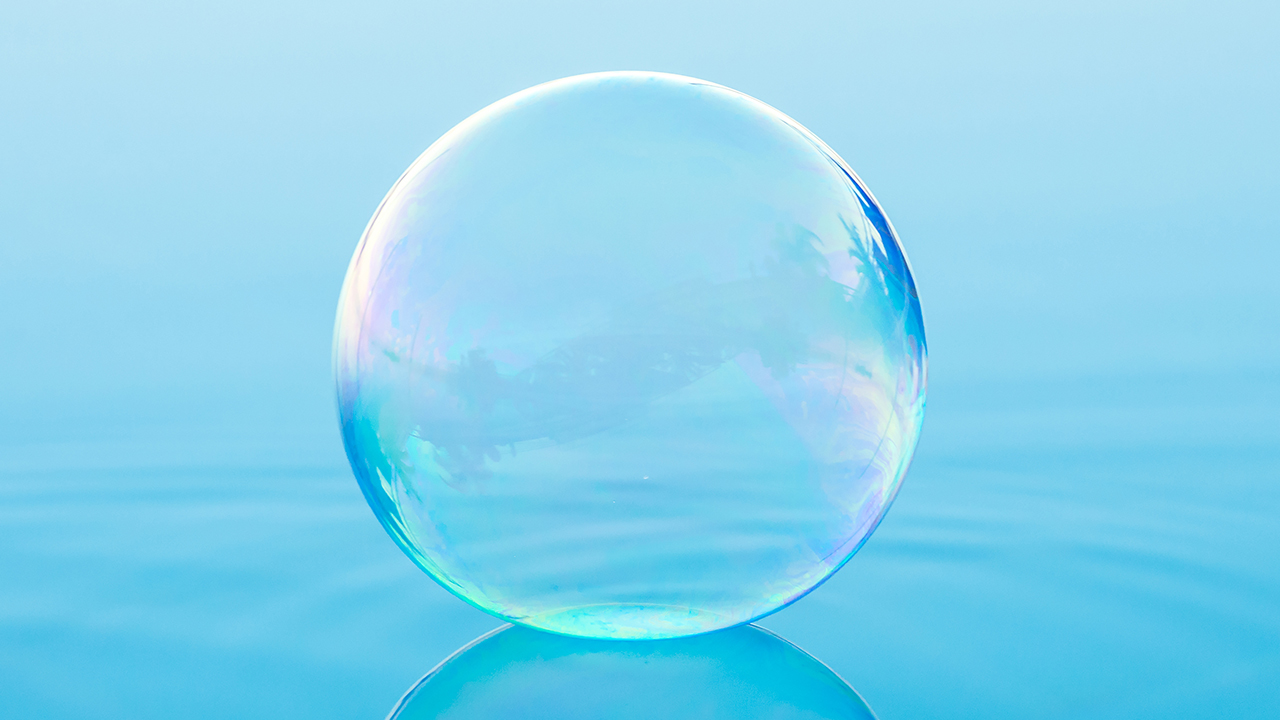 A single bubble. Social circles allow for *some* normal social interaction—but they're also super confusing. We explain