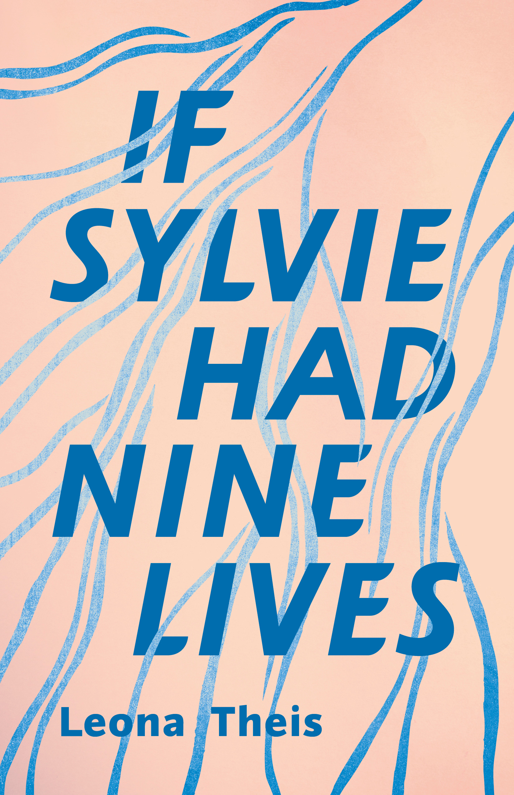 "The cover of the book ""If Sylvie Had Nine Lives."""