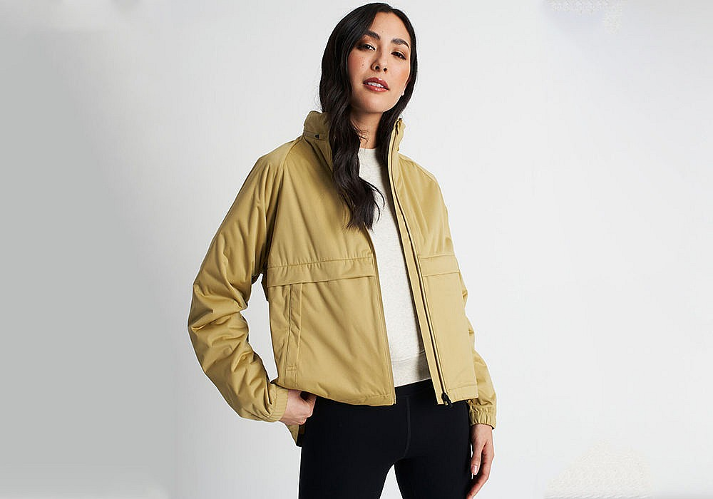 Kit and Ace Stow and Go Jacket
